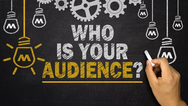 The Secret to keeping your website alive, Get to Know Your Audience